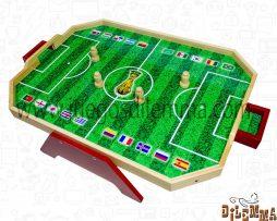 futbolín de mesa magnético