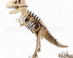 Rompecabezas T -rex