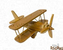 Avioneta Biplano