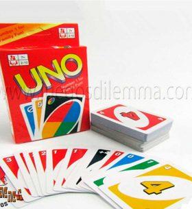 Reglas Del Juego Uno De Cartas Juegos Dilemma