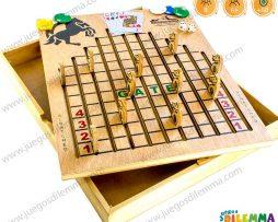 Carrera de caballos juego de mesa