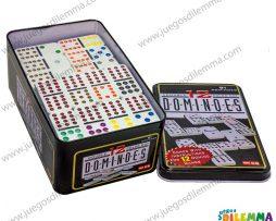 Domino 12x12 Caja Metalica