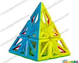 Cubo Rubik Pyraminx DNA
