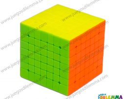 Cubo Rubik 7x7 Qiyi Speed Cube Stickerless
