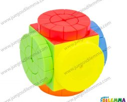 Cubo Rubik Time Machine Stikerless