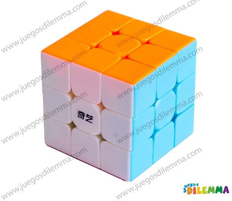 Cubo rubik 3x3 warrior
