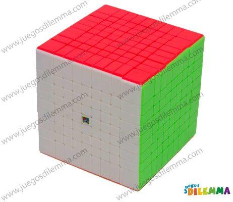 Cubo Rubik 9x9