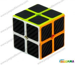 El Cubo Rubik 2X2 Carbono