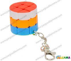 Cubo Rubik Llavero Barriel