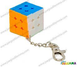 Cubo Rubik Llavero 3x3