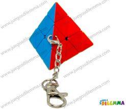 Cubo Rubik Llavero pyraminx