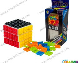 Cubo Rubik lego