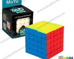 Cubo Rubik 5x5 Moyu