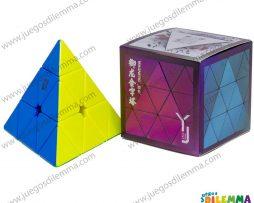 Cubo Rubik Pyraminx