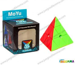 Cubo Rubik Pyraminx Moyu
