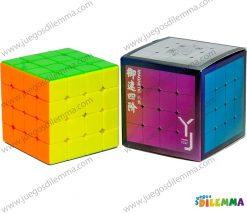 El Cubo Rubik 4x4 magnético
