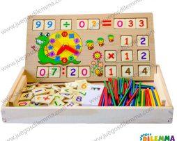 Tablero de Operaciones Matematicas