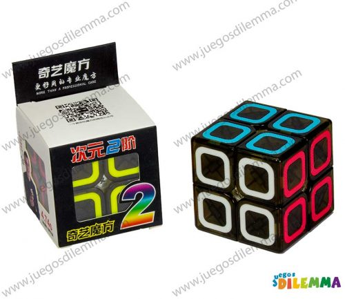 Cubo Rubik 2×2 Ciyuan Cobra Qiyi
