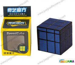Cubo Rubik 3x3 Mirror Carbono