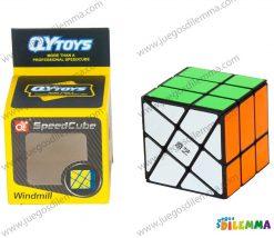 Cubo Rubik Windmill