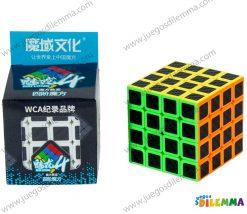 Cubo Rubik 4x4 Texturizado Moyu